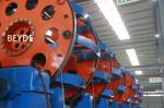 Wire Cable Making Planetary Stranding Machine , Electric Wire Manufacturing Machine