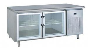 ... Quality Large Under Counter Freezer With Front Glass Door / Smaller Fender for sale  sc 1 st  Commercial Display Freezer - Everychina & Large Under Counter Freezer With Front Glass Door / Smaller Fender ...