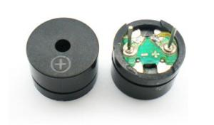 China Professional Magnetic Transducer Buzzer Split Pin Terminal Type Φ12*8.5mm on sale