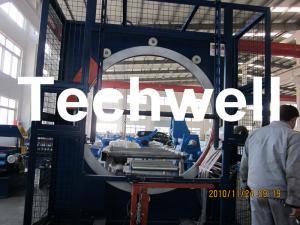 China Machine d'emballage de type automatique avec l'avant et le convoyeur de rouleau arrière on sale