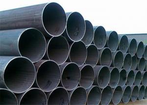China EN10217 P195TR1, P235TR1, P265TR1, P195TR2, P265TR2 European standard pressure steel pipes on sale