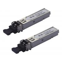 2.5G ZX 1550nm 120km LC Optical Interface Fiber Optic Transceiver For CWDM MUX Links