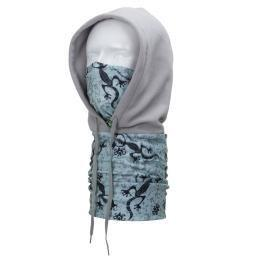 China Headgear for Snowboarding, Face Masks, Windproof and Warmer Hooded Scarf YTQ-AV-02 on sale