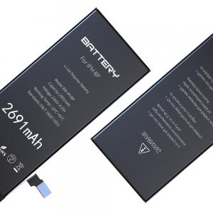 China Iphone 8 Plus Apple Battery Replacement 2692mAh Capacity With CE FCC Approval on sale