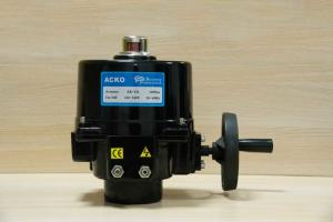China 220Vac Electromagnetic Motorised Valve Actuator 15W ,  Heavy Duty Spring Return Electric Actuators on sale
