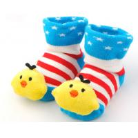 China 2016 Newest cute 3D cartoon knitted cotton baby socks on sale