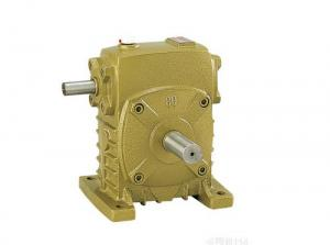 China WPA40-250 worm 90 degree gearbox wp 40 on sale