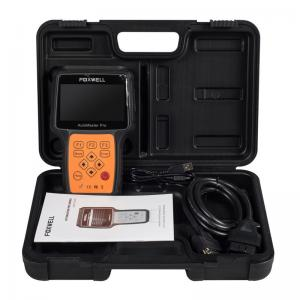 China Foxwell NT644-AutoMaster Pro All Brands Full System EPB Oil Service Scanner Automotive Professional Car Diagnostic Tool on sale