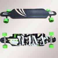 Loaded Longboard With 70x51mm PU Wheels