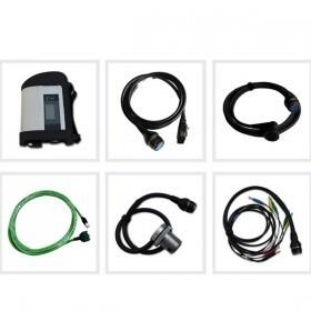 China SD Connect C4 Benz Star C4 mercedes benz diagnostic tool compact 4 Wifi For Cars+Trucks on sale