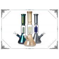 Four Arms Tree Percolator Bongs 12 inches Smoking Glass Beaker Water Pipes Bong