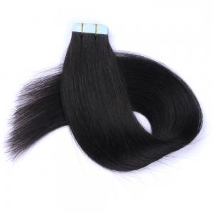 China 100% Unprocessed Skin Weft Tape Extensions , Tape Weave Hair Extensions on sale