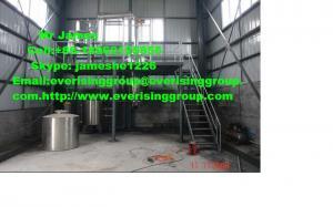 China ステンレス鋼の精油の蒸留植物、精油の抽出、精油の水蒸気蒸留機械( on sale