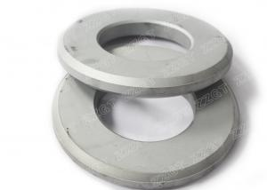 China Sintered Tungsten Carbide Roll Rings For Cold Rolling , Corrosion Resistance supplier