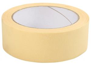 China General Purpose Colored Masking Tape Natural Rubber Adhesive For Holding on sale