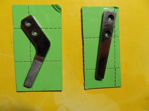 China Blade, scissor, cutter, weft catch blade, weft scissor, selvedge cutter, tucking unit part on sale
