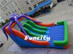 Octopus Inflatable Slide For Kids Slipping In The Long Slide