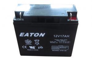 China Custom 12 Volt high performance car Battery , valve regulated lead acid battery on sale