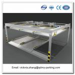 2 level vertical puzzle type car parking system park equipment