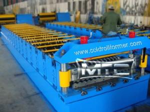 China Corrugated Roof Panel Forming Machine on sale