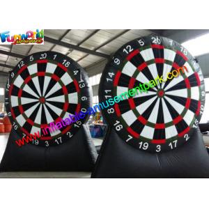 China House , Backyard Inflatable Dartboard / Inflatable Archery Dart Board for Sport Game on sale