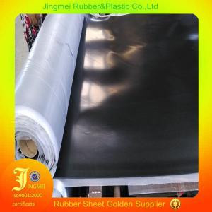 China Industry SBR CR NBR EPDM rubber sheet on sale