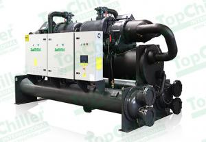 China Water cooled screw chiller on sale