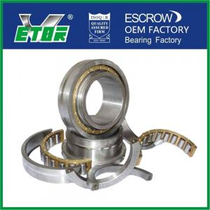 China High Speed Cylindrical Roller Bearing NU2217 Single Row For Electric Motor on sale