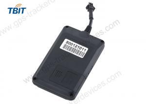 China Waterproof Car / Truck / Vehicle GPS Tracker With High Sensitive U-Blox GPS Chipset on sale