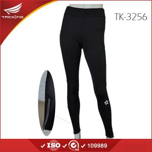 China 2015 New Fashion Breathable Black Workout Pants for Lady on sale