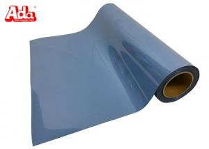 Quality 0.15mm thickness warn peel DIY PU heat transfer film for jersey logo/letter for sale
