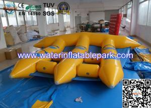 China Towables Inflatable Banana Boat  Water Sport For Amusement on sale