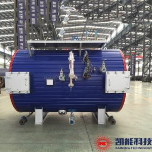 China Horizontal Generator Set Waste Heat Boiler / Whrb Boiler 1T - 3T Capacity on sale