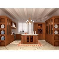 China Cocina de madera SSK-015 del diseño moderno de los muebles de los muebles de los muebles caseros de la cocina on sale