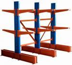 Easily Assembled Industrial Storage Rack Adjustable Layers / Steel Shelv Rack