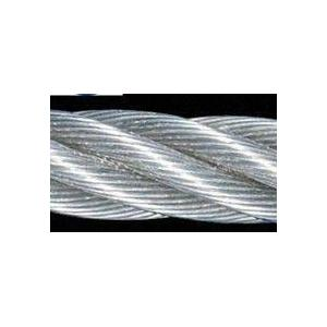 China Various categories Stainless Steel Wire Rope PVC Coated For Construction on sale
