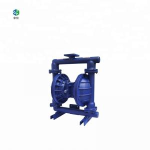 China Pneumatic diaphragm pump membrane pump QBY made of aluminium alloy 0.5 to 4 inch on sale