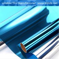 China High heat insulation privacy static cling window film for car/building glass window on sale