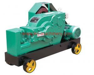 China Máquina de corte da barra de aço (GQ50) com tipo quadrado cortador do Rebar on sale