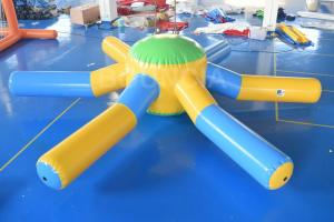 China Inflatable Water Sport Games / Inflatable Water Floating Toys For Pool on sale