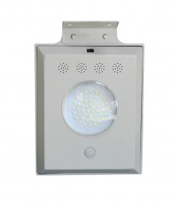 China Waterproof IP65 Outdoor 5W Solar LED Street Lights For Garden / Courtyard / Road on sale