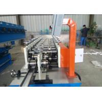 Double Line C U Keel Roll Forming MachineHydraulic Motor 30-40 M/ Min Low Noise