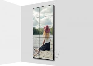 China 1.7 mm super narrow bezel video wall displays 46 inch lcd video wall video HDMI Signal support on sale