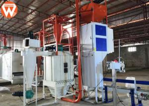 China 0.5 - 0.6t/H Capacity Fish Feed Production Line 55kw With Dryer Machine on sale