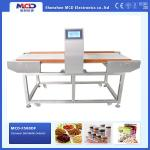 Professional Industrial Metal Detector for food processing machine