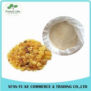 China Mastic Gum Powder Olibanum /Frankincense Extract Boswellic Acid 65% on sale