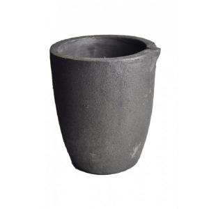 China H315*OD 242*BD165mm Silicon Carbide Graphite Crucible /Alumina melting crucible / graphite crucibles on sale