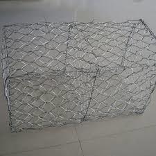 China Hexagonal Wire Mesh Gabion Box for Retaining Wall on sale