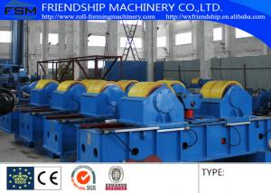 China Fit Up Rolls Welding Rotators Welding Machine For Align And Assembling Shell To Shell on sale