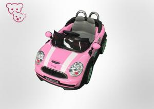 China Battery Operated 6V Ride On Electric Car Remote Controlled For Kids on sale